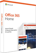 Office 365 Home - 6 users